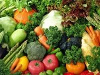 В каких частях овощей больше всего нитратов?