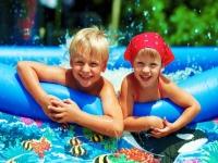 Дети и солнце, как защитить ребенка от перегрева