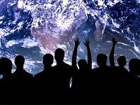 сколько людей на Земле, население Земли, сколько человек живет на Земле