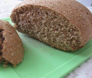 Хлеб из проросшей пшеницы
