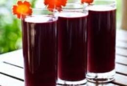 Свекольный сок от лямблий