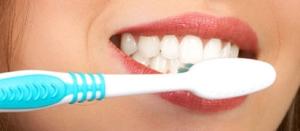 Правильная зубная щетка
