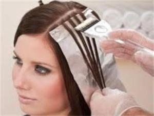 Виды мелирования волос