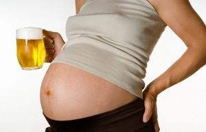 Беременность и безалкогольное пиво