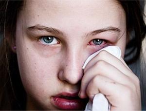 Примочки при воспалении глаз