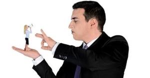 Общение с высокомерным человеком
