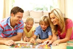 Игры для детей и взрослых дома