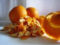 Чем полезна кожура апельсина и мандарина