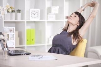 Как быстро отдохнуть?