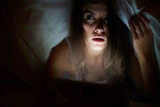 Никтофобия - страх темноты