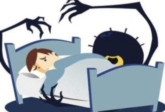 Причины плохого сна
