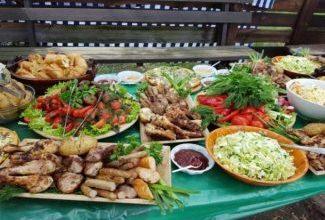 Что взять на пикник из еды?